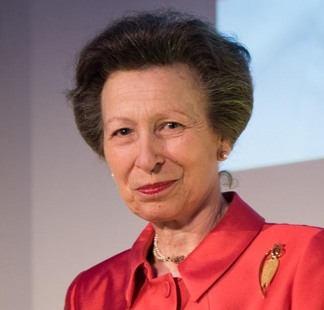 Image for 'HRH The Princess Royal, WFN Patron